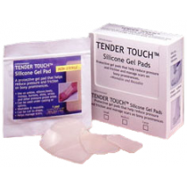 Tender Touch Silicone Gel Pads
