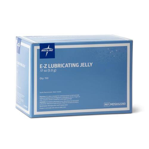 MedLine E-Z Lubricating Jelly - Sterile