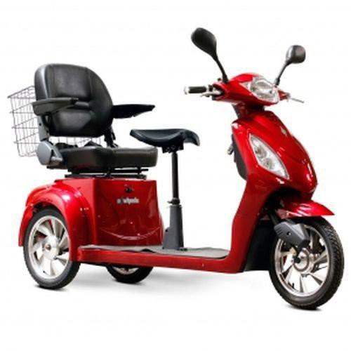 eWheel EW-66 Mobility Scooter 2 Passenger