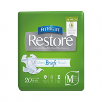 FitRight Restore Ultra Briefs with Tabs