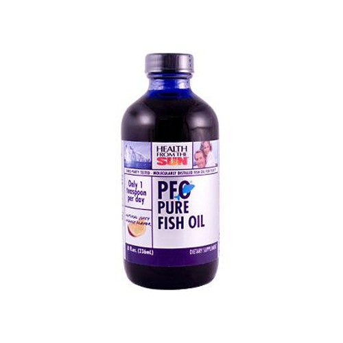 Health From the Sea PFO Pure Fish Oil 715 mg Dietary Supplement