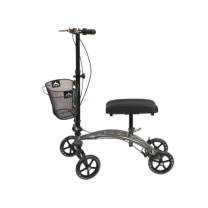 Sunset Healthcare Deluxe Knee Scooter with Basket