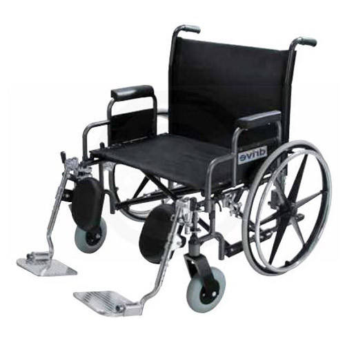 Drive 28 Inch Sentra Bariatric Extra Wide Dual Axle Wheelchair