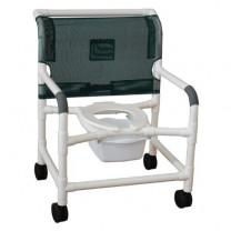 MJM PVC Bariatric Shower Chair