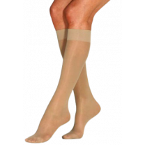 Jobst Women's UltraSheer Knee High Stockings 8-15 mmHg