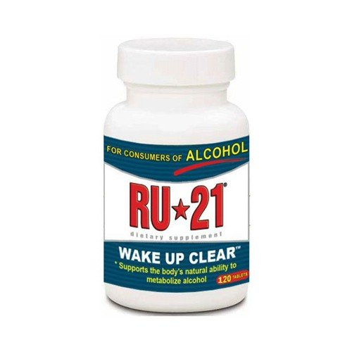 RU 21 Alcohol Metabolism Supplement