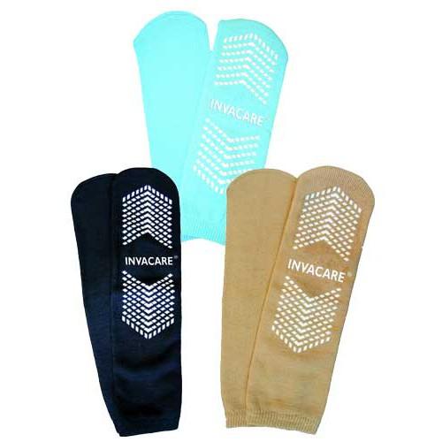 Hospital Slipper Socks by Invacare
