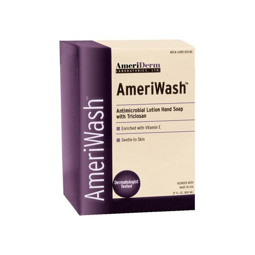 AmeriDerm Antimicrobial Soap Refill