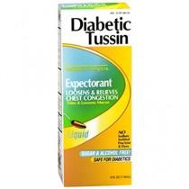 Tussin Expectorant Diabetic Liquid