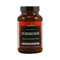 FutureBiotics Forskolin 25 mg Dietary Supplement