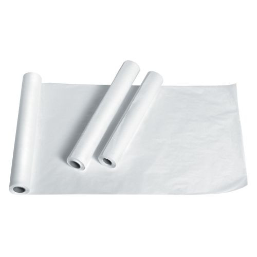 "Medline Standard Medical Exam Table Paper, Crepe Finish, 21"" x 125'"