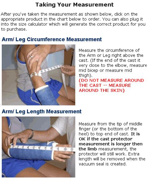 Dry Pro Leg Cast Protector Fl 12 Fl 14 Fl 16 Fl 18 Hl