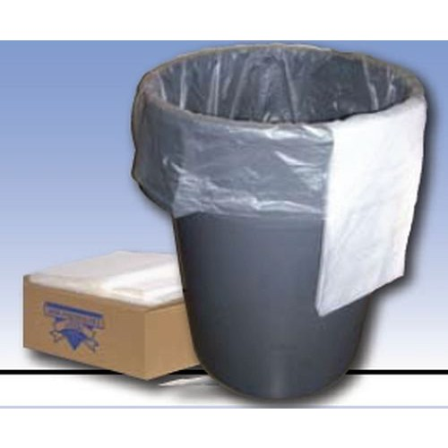 High Density Liners - Flat Pack - 40 - 45 Gallon - Extra Heavy Duty