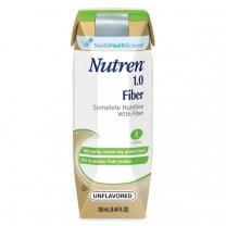 Nutren 1.0 with Fiber Complete Nutrition with PREBIO