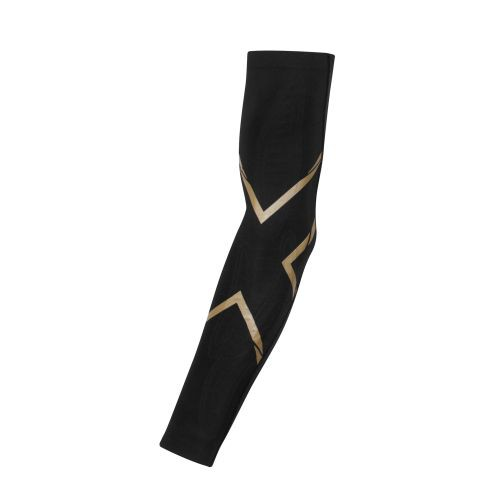 Elite MCS Arm Guards, Black/Gold