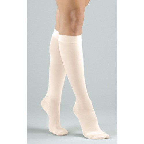 Activa Women's Ribbed Dress Compression Socks 20-30 mmHg