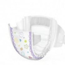 MedLine Disposable Baby Diapers