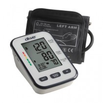 Deluxe Automatic Blood Pressure Monitor