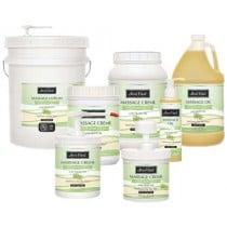 Theraputic Massage Cream Lotion Oil