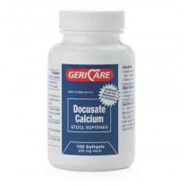 Docusate Calcium Stool Softener