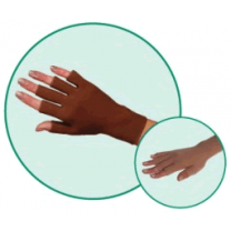 Juzo 3022ACFS Expert Gauntlet w/ Finger Stubs 23-32mmHg Helastic