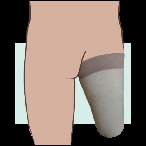 Dynamic Above the Knee Stump Shrinker