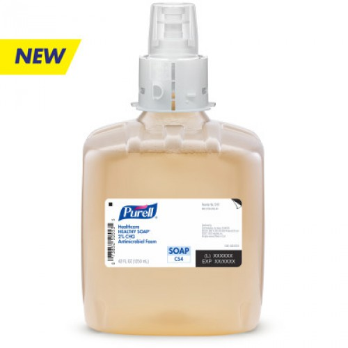 Purell Healthcare HEALTHY SOAP CHG Antimicrobial Foam