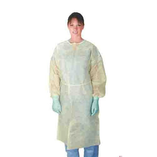 Polypropylene Isolation Gowns