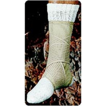 Spandex Pull-On Ankle Support
