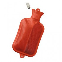 Rubber Water Bottle