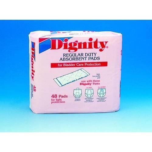Dignity Regular Duty Pads