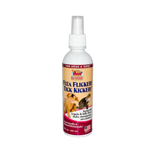 Ark Naturals Flea Flicker Tick Kicker for Pets