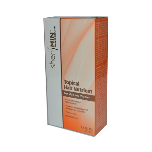 Shen Min Topical Hair Nutrient