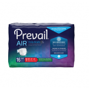 Prevail Air Stretchable Briefs - Maximum Plus Absorbency