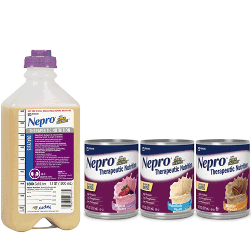 Nepro with Carb Steady Nutrition Shake