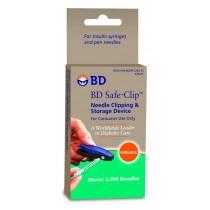 Needle Clipper BD Safe Clip Insulin Syringe Needle Clipper