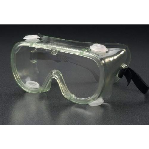 Face-Fit Safety Goggles