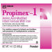 Propimex Amino Acid-Modified Infant Formula With Iron Label