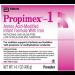 Propimex Amino Acid-Modified Infant Formula With Iron Label