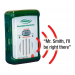 FallGuard Recordable Voice Fall Monitor Alarm Records Your Personal Message