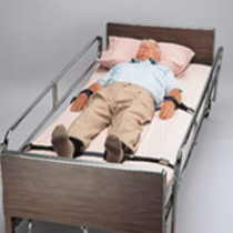 Posey Connected Twice-as-Tough Cuffs Bed Restraint