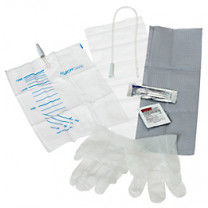 EasyCath Straight Intermittent Catheter Tray