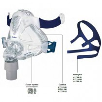 Quattro FX Full Face Mask Accessories & Replacement Parts
