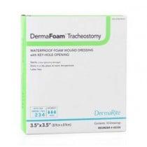 DermaFoam Tracheostomy Dressing