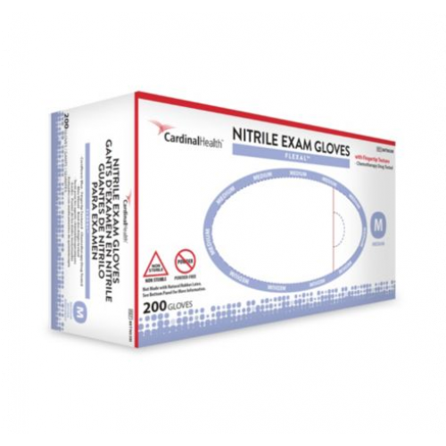 Flexal Nitrile Exam Gloves