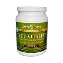 True Vitality Plant Protein Shake with DHA