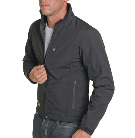 Heated Jacket Buy Soft Shell Heated Jacket Polyester