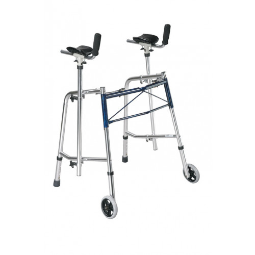 Forearm Platform Attachment for Glider Walkers