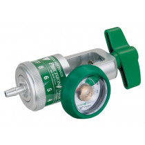 Easy Dial Oxygen Regulator