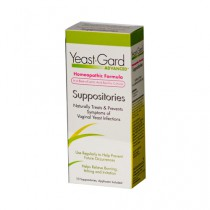 Women's Health Yeast Gard Advanced Suppositories
